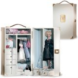 Barbie Wardrobe Carrying Case