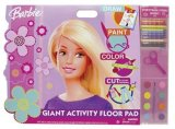 Barbie Giant Activity Floor Pad