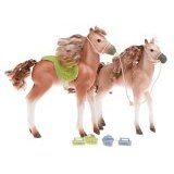 Barbie Charm School: Torrance & Laguna Colt Set