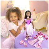 Barbie and Me Doll - African American