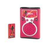 Barbie Hits To Go Portable MP3 Gift Set with Cartridges