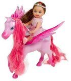Barbie and the Magic of Pegasus: Cloud Princess Kelly & Pony - Pink
