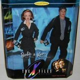 The X-Files Barbie & Ken Giftset