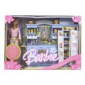 Barbie Play All Day Kitchen Doll #1