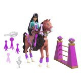 Barbie Jumper Tipper Horse & Nikki