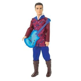 Barbie & The Diamond Castle Prince Ian Ken Doll