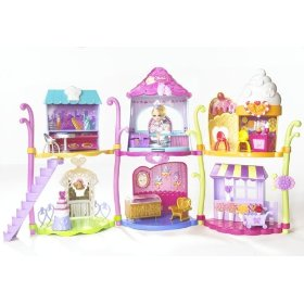 Barbie PeekaBoo Place Playset