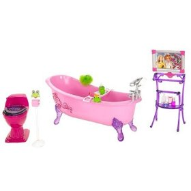 Barbie Dream Bathtub