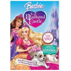 Barbie and the Diamond Castle (Spanish)