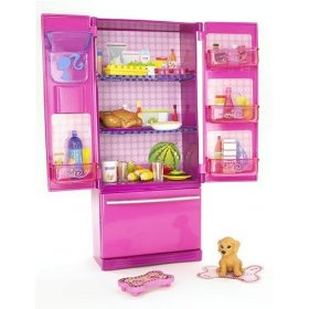 Barbie My House Dream Refrigerator