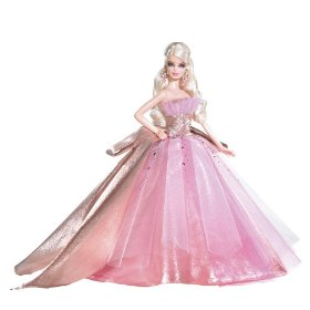 Barbie 2009 Holiday Doll