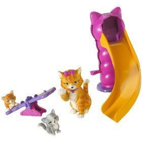 Barbie Doggie Park Kittens
