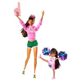 Barbie So In Style Grace and Courtney Dolls