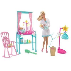 Barbie I Can Be: Newborn Baby Doctor