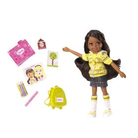 Barbie So In Style (S.I.S.) Little Sister Janessa Doll