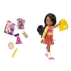 Barbie So In Style (S.I.S.) Little Sister Courtney Doll