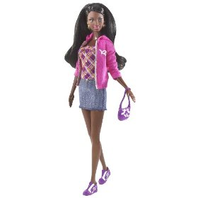 Barbie So In Style (S.I.S.) Rocawear Chandra Doll