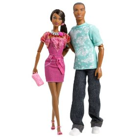 Barbie So In Style It Takes Two - Love 2 Chill Grace And Darren Dolls