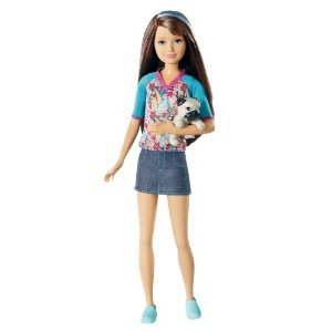 Barbie Sisters Skipper Doll and Pet